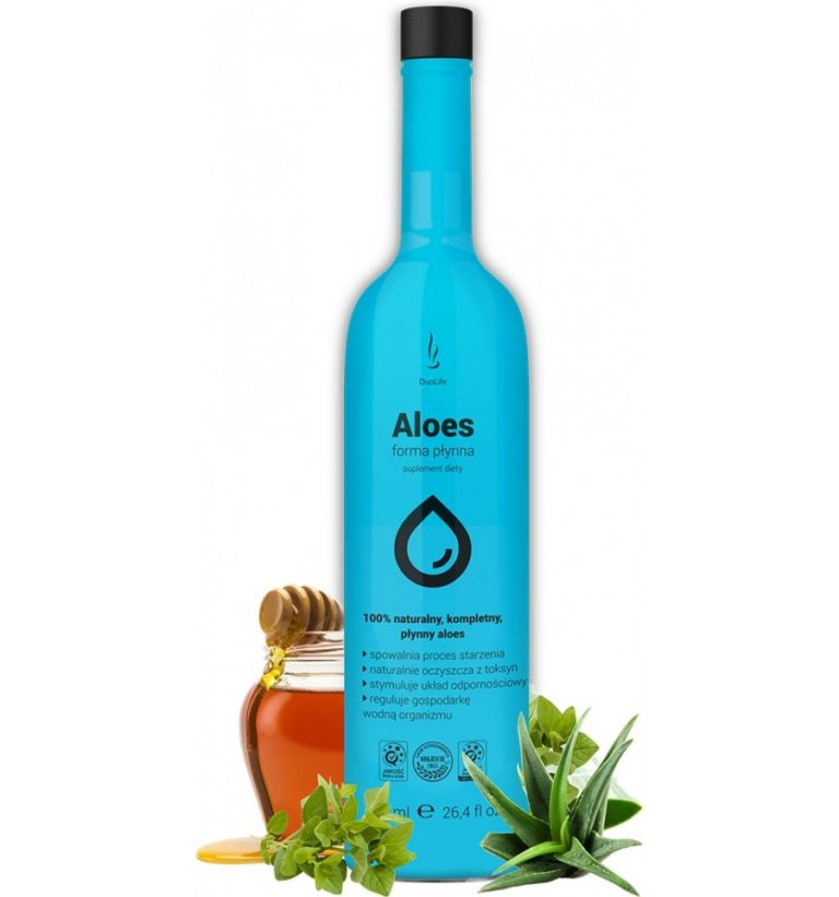 DuoLife Aloe antioxidnat