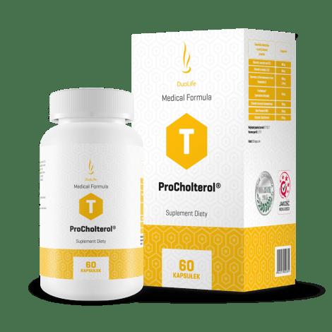 snížení hladiny cholesterolu DuoLife Medical Formula ProCholterol ochrana zdraví prevence kardio