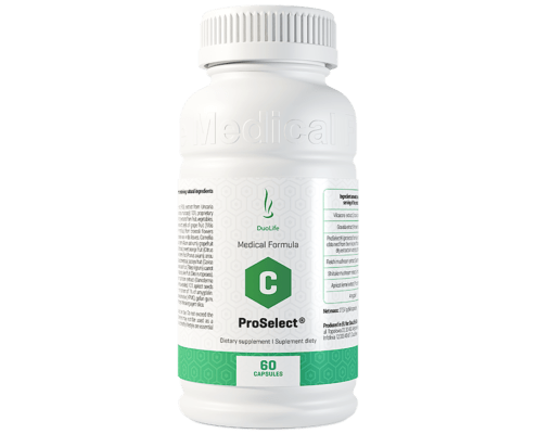 DuoLife Medical Formula ProSelect proti rakovině proti rakovině nádorové onemocnění metastázy pravence