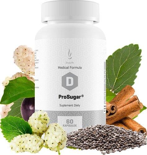 diabetes snížení dávek inzulínu DuoLife Medical Formula ProSugar