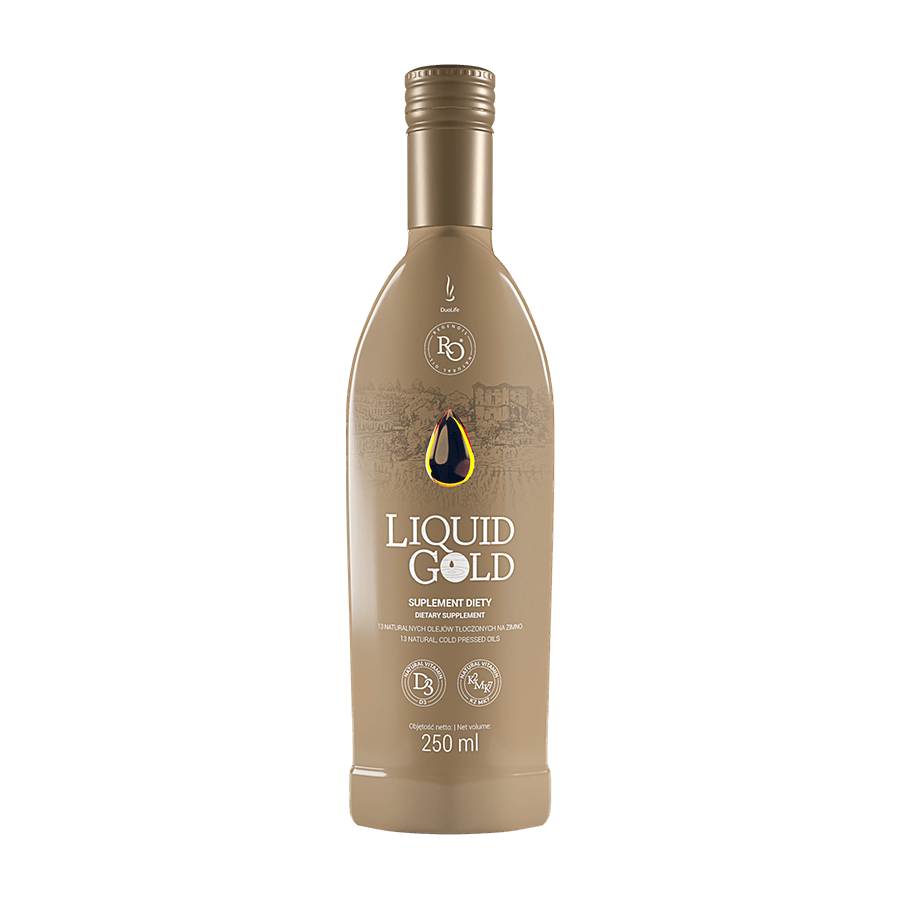 DuoLife RegenOil Liquid Gold omega 3 nenasycené mastné kyseliny