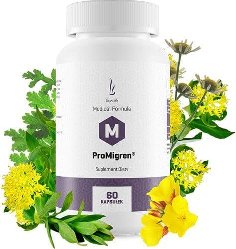 proti migréně bolest hlavy nesnesitelná bolest hlavy DuoLife ProMigren