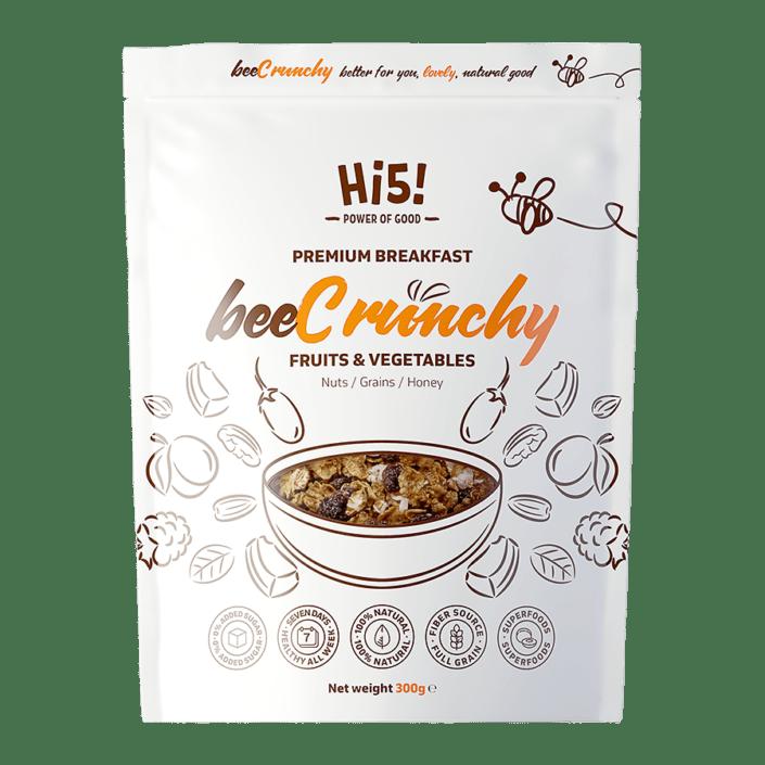 DuoLife Hi5 Prémiová snídaně